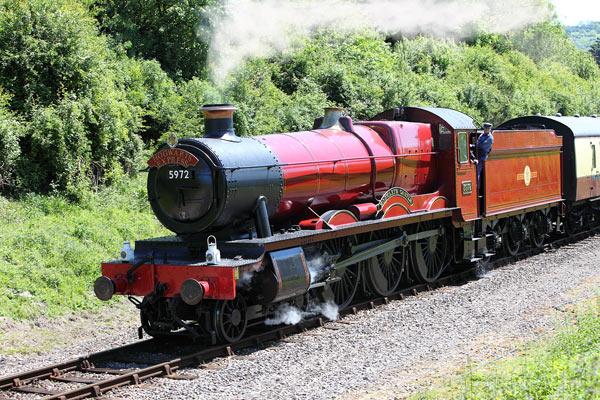 Hogwarts Express - Transportation