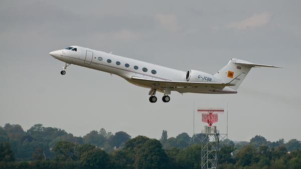 Gulfstrean V - Aviation