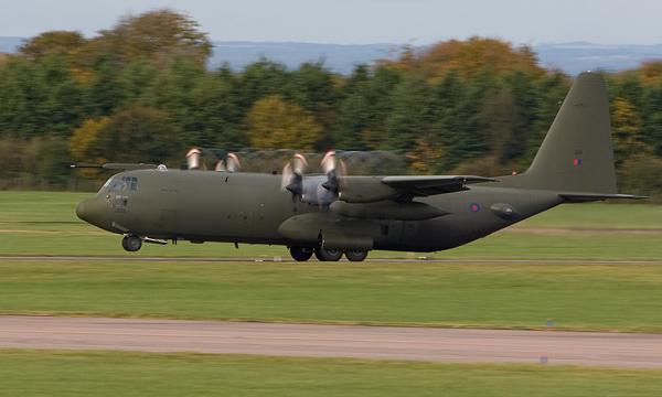 C130 K Hercules - Aviation