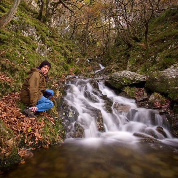 Jill's Waterfall - Travel & Landscapes