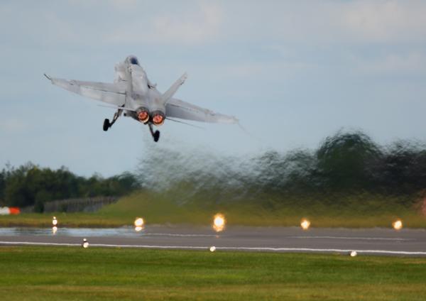 F18 Super Hornet - Aviation