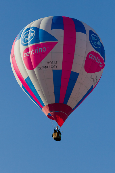 Hot Air Balloon - Aviation