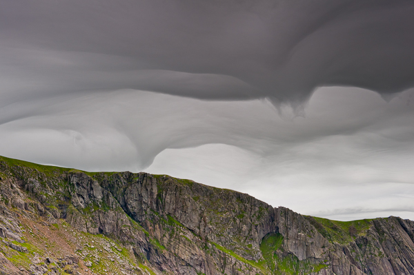 Unusual Clouds - Travel & Landscapes