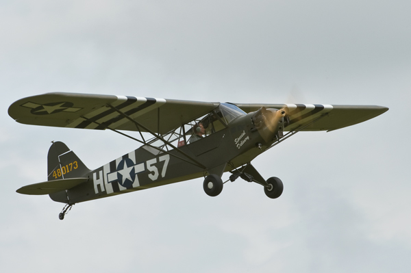 Piper J3 Cub - Aviation