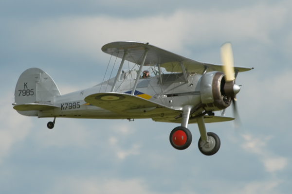 Gloucester Gladiator - Aviation
