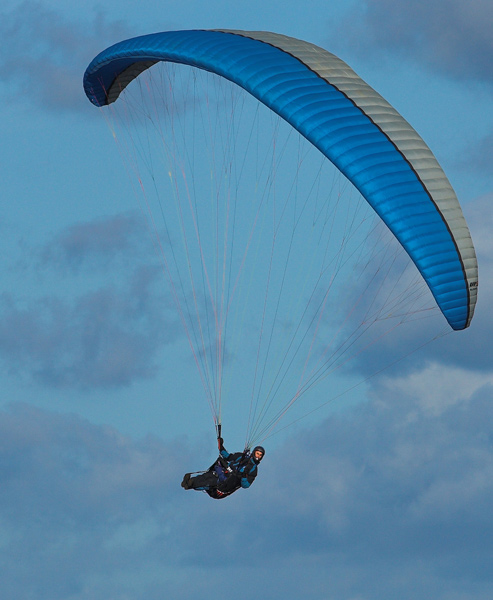 Paraglider 2 - Aviation