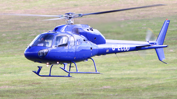 AS355  Twin Squirrel - Aviation