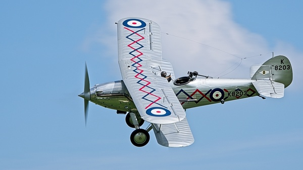 Hawker Demon - Aviation