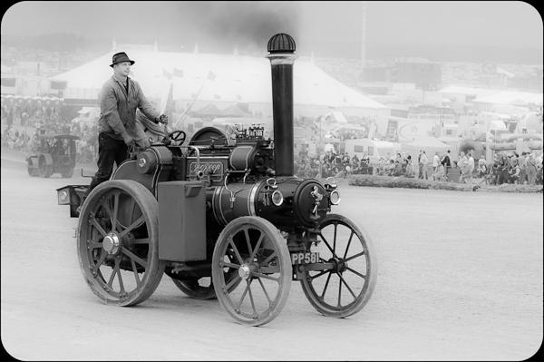 Traction Engine - Transportation