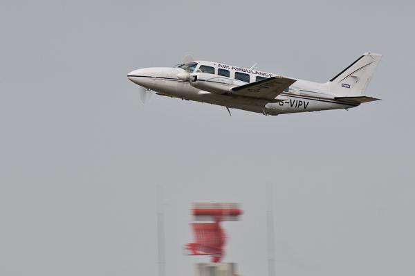 Hospital Flight - Aviation