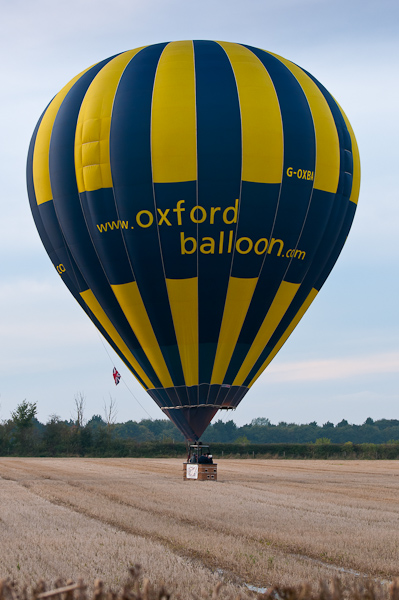 Oxford Balloon - Aviation