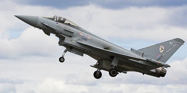 Typhoon - Aviation