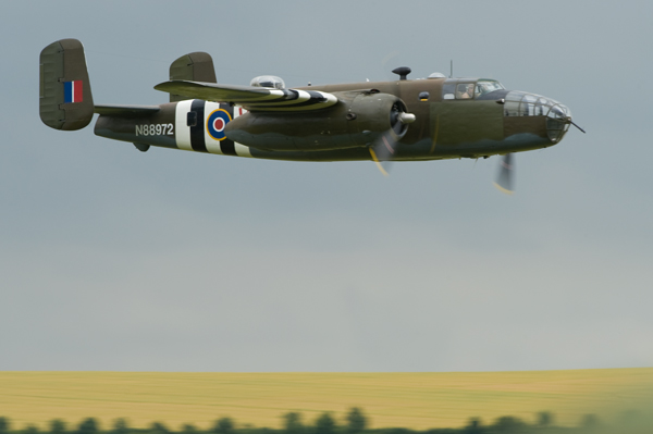 Mitchell B25 - Aviation