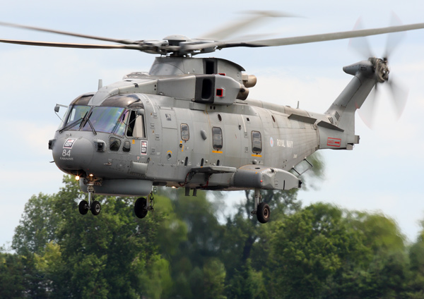 EH 101  Merlin - Aviation