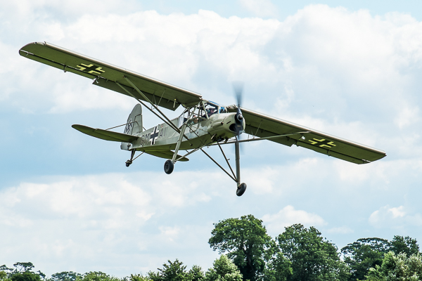 Fieseler Storch - Aviation