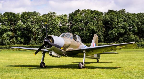 Percival Provost - Aviation