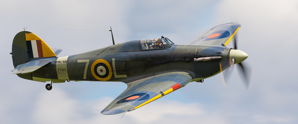 Hawker Sea Hurricane - Aviation
