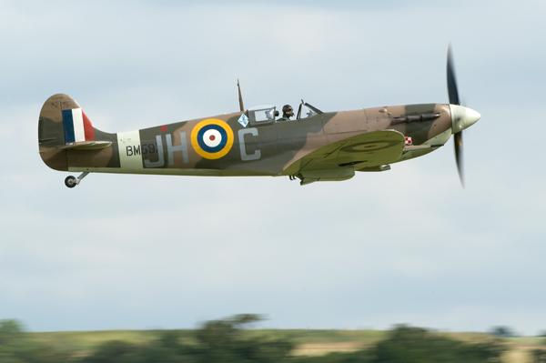 Spitfire - Aviation