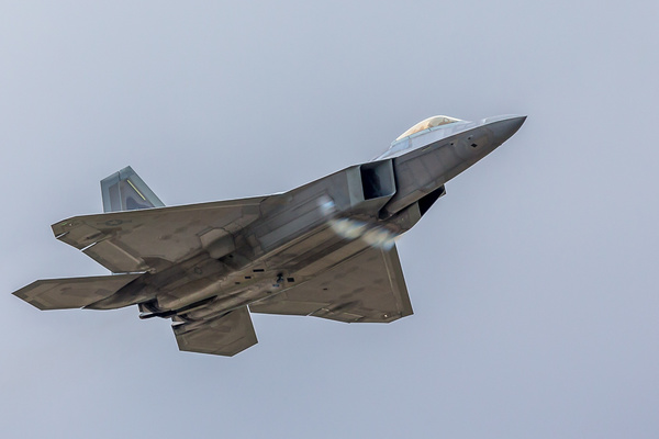 F-22 Raptor - Aviation