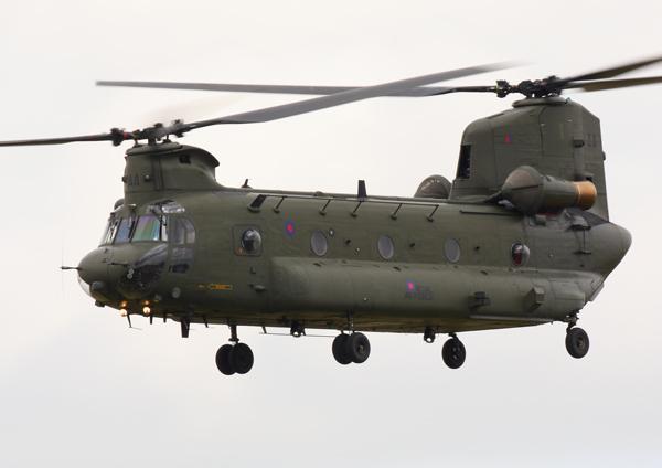 Chinook - Aviation