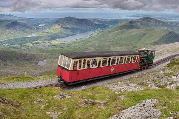 Snowdon Mountain Railway - Travel & Landscapes
