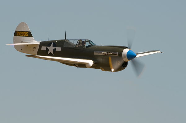 KittyHawk P 40 - Aviation