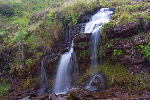 Waterfall  2 - Travel & Landscapes