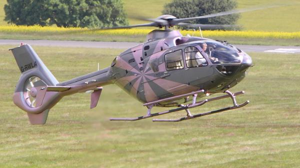 EC 135 Eurocopter - Aviation