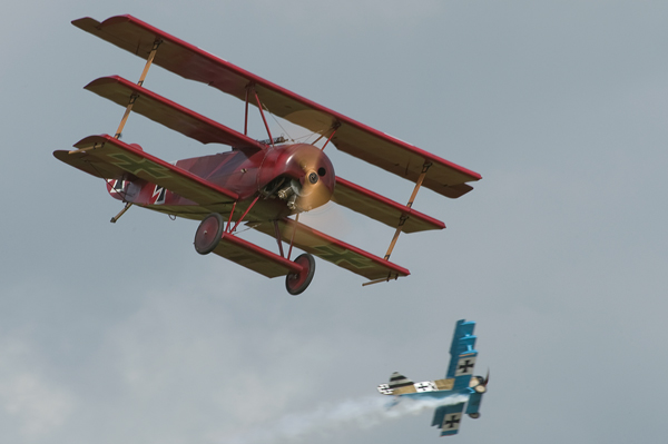 Fokker Triplane - Aviation