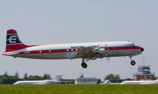 DC - 6 - Aviation
