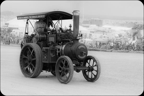 Steam Engine - Transportation