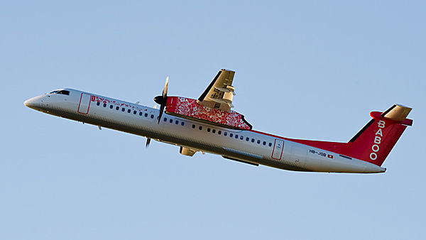 Dash 8  Q400 - Aviation