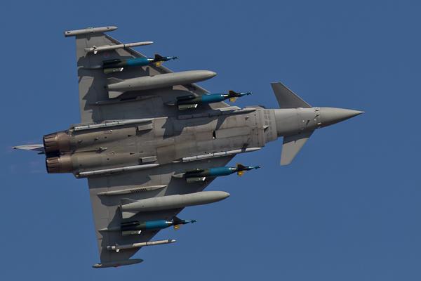 Typhoon Armed - Aviation
