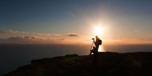 Shooting Skye - Isle of Skye