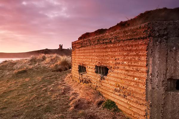 Defences, Embleton Beach - Northumberland