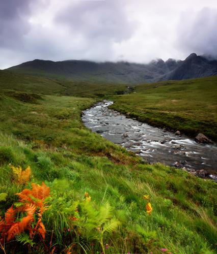 Allt Coir a' Mhadaidh, Glen Brittle - Isle of Skye
