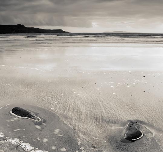 Loch Brittle. Isle of Skye, Scotland - Isle of Skye