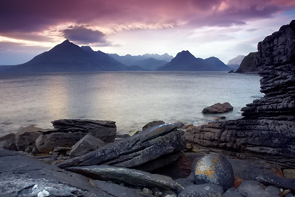 The Cuillins From Elgol, Isle of Skye - Isle of Skye