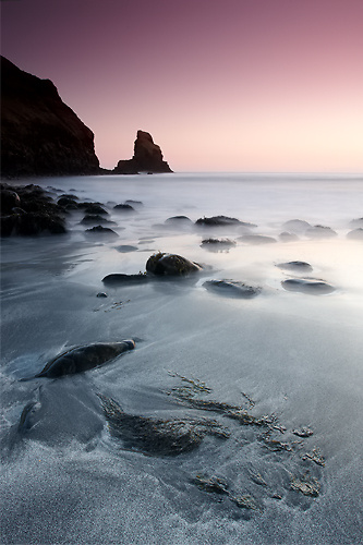An Stac, Talisker Bay. Isle of Skye - Isle of Skye