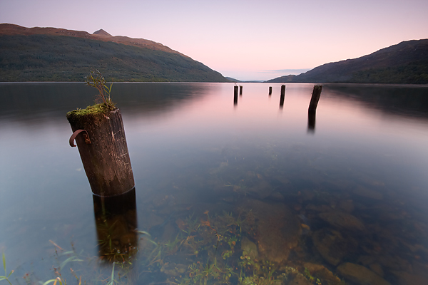 Old Tarbet Jetty - UK Scenery