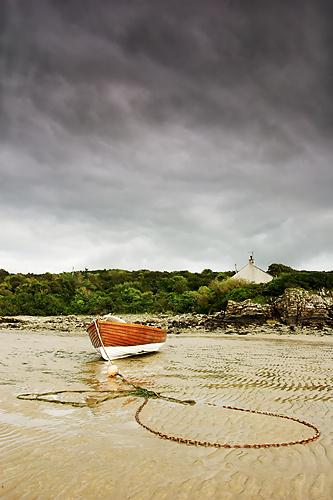 Carrick Boat - UK Scenery