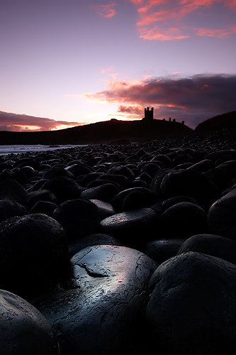 Sunrise, Embleton Beach - Northumberland