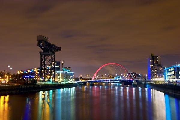 Glasgow Quay - UK Scenery