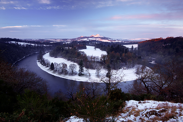 Scott's View, Scottish Borders - UK Scenery