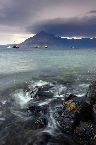 Elgol Rocks, Isle of Skye - Isle of Skye