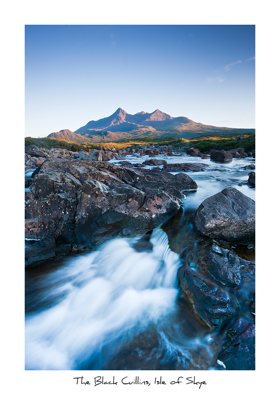 The Black Cuillins, Isle of Skye - Isle of Skye