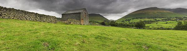 Keswick Barn - Panoramas