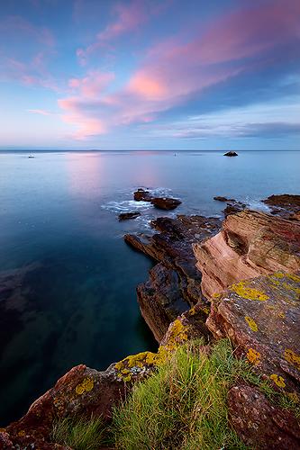 Twilight Colours - UK Scenery