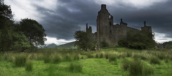Kilchurn Castle - Panoramas