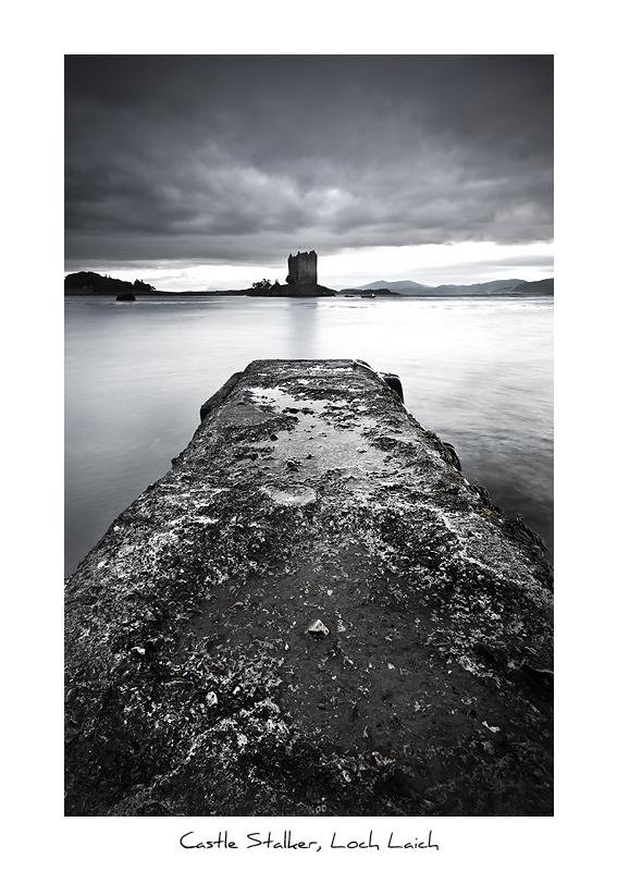 Castle Stalker, Loch Laich - Scottish Highlands